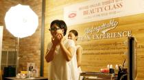 [Image making Training] JSM Beauty class mentoring at Vips