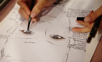 [Image making Training] Beauty class for Swarovski employees...